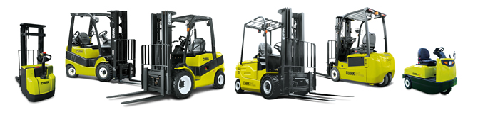 CLARK FORKLIFT service repair manual